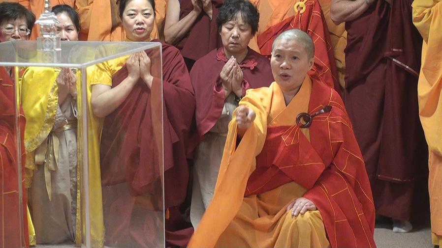 佛教法力比试 佛法不是空谈理论 第3张